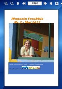 Magazin Scrabble Nr. 2 / Mai 2017