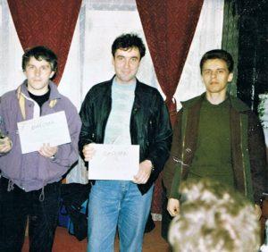 Maestrul Sportului Mihai Negrea