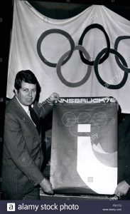 Karl Heinz Klee, Austria, Medalia Pierre de Coubertin in 1977, la Innsbruck, Austria.