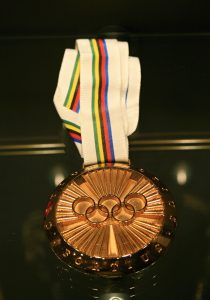 "Carl Ludwig ""Luz"" Long, Germania - Medalia Pierre de Coubertin, 1964, postum."