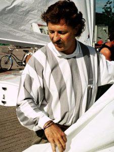 Lawrence Lemieux, Alberta, Canada, Medalia Pierre de Coubertin , 1988, la Seul, Coreea de Sud