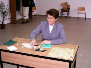 PaulaChirosca la Scrabble