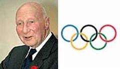 Raymond Gafner, Elvetia, atlet (Hochei pe Gheata), membru al Comitetului Olimpic Interna?ional , in perioada 1969-1990; Medalia Pierre de Coubertin in 1999.