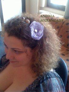 Andrea, Marmalady la Meciul zilei Scrabble in ISC