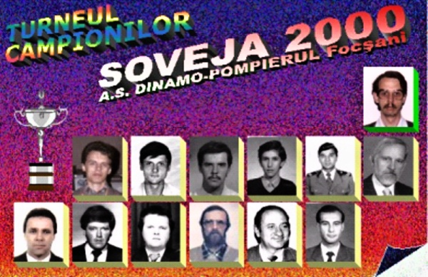 Turneul Campionilor la Scrabble Soveja 2000