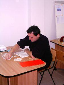 Maestrul Sportului Alexandru Lăcătîș, Mihu