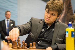 Marele Maestru Sven Magnus Øen Carlsen