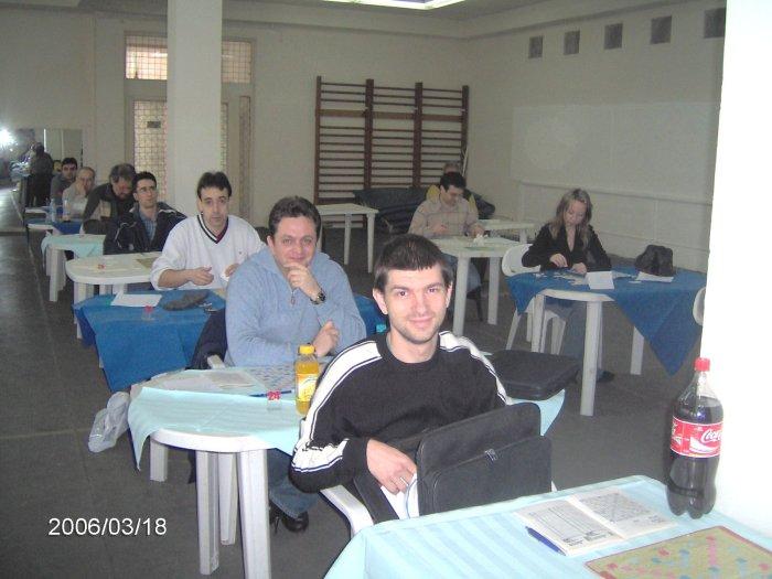 Scrabble în sală (Bucureşti 2006