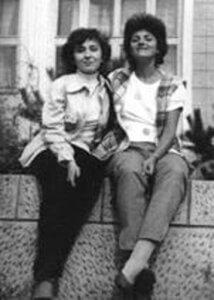 Claudia Mihai și Nina Sterpu-Ion