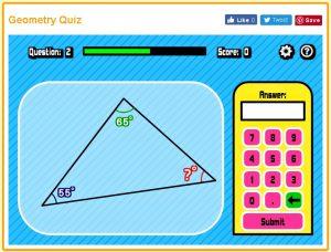 Intrebari si raspunsuri din Geometrie