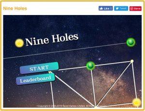 Noua Gauri, Nine Holes