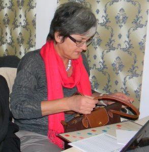 Nina ION, Chiarra