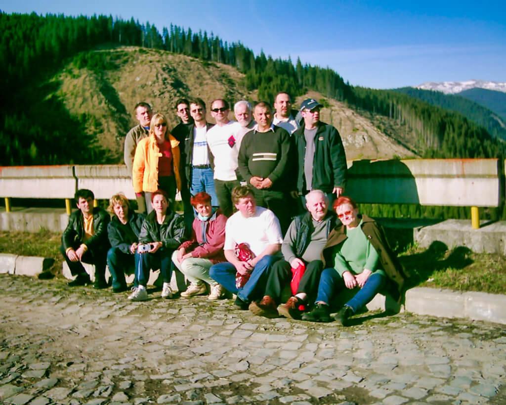 Excursie la Lacul si barajul Vidra, Voineasa, Valea Lotrului