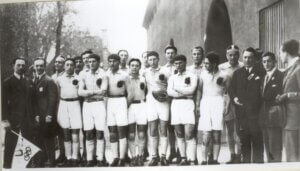Echipa Națională de Rugby a României la Jocurile Olimpice Paris 1924